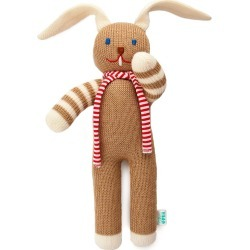 Knitted Sock Bunny found on Bargain Bro India from HearthSong for $19.98
