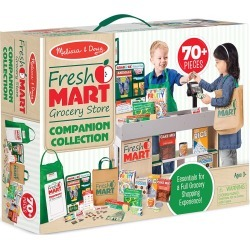 Fresh Mart Pretend Play Groceries found on Bargain Bro India from HearthSong for $29.98