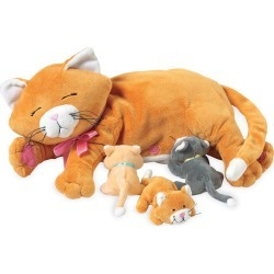 Plush Nursing Animal Toys