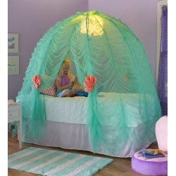 Light-Up Under-the-Sea Bed Tent found on Bargain Bro India from HearthSong for $129.00