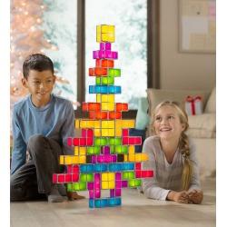 28-Piece Light-Up Blocks Set