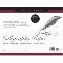 Crafty Calligraphy Paper found on Bargain Bro India from HearthSong for $9.98