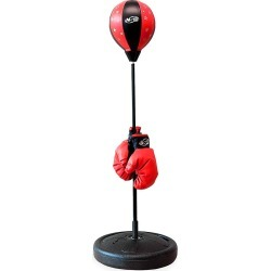 Junior Boxing Set with Adjustable Punching Bag found on Bargain Bro India from HearthSong for $29.98