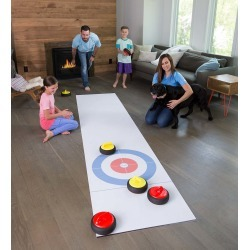 Curling Zone Indoor Game found on Bargain Bro India from HearthSong for $109.00