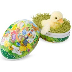 Enormous Egg and Fluffy Duckling Special found on Bargain Bro India from HearthSong for $24.98