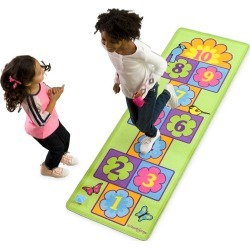 Garden Hopscotch Play Carpet found on Bargain Bro India from HearthSong for $36.98