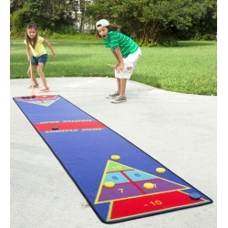 Shuffle Zone® Game Carpet found on Bargain Bro India from HearthSong for $109.00