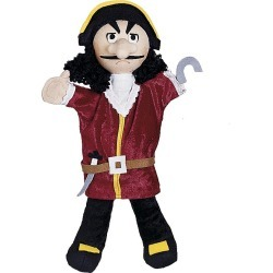 Handcrafted Peter Pan Costumed Puppet found on Bargain Bro Philippines from HearthSong for $19.99