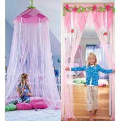 Secret Garden Hideaway Canopy and Make an Entrance™ Special found on Bargain Bro Philippines from HearthSong for $59.98