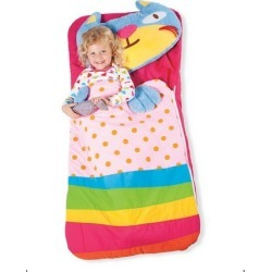 Sillies Sleeping Bag with Plush Pillow found on Bargain Bro India from HearthSong for $69.98