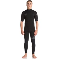 2/2mm Syncro Series Short Sleeve Back Zip Flt Springsuit found on Bargain Bro India from Quicksilver for $119.95