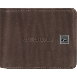 Mack Bi-Fold Leather Wallet found on MODAPINS from Quicksilver for USD $20.99
