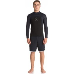 1mm Syncro Series Long Sleeve Neoprene Surf Top found on Bargain Bro India from Quicksilver for $64.95