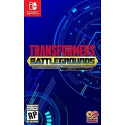 Transformers: Battlegrounds - Nintendo Switch found on Bargain Bro from rcwilley.com for USD $30.39