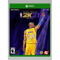 NBA 2K21: Mamba Forever Edition - Xbox Series X found on Bargain Bro from rcwilley.com for USD $60.79