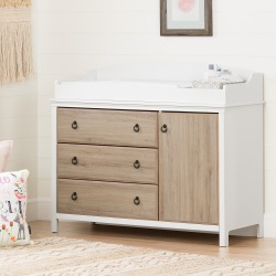 Changing Table with Removable Changing Station - Catimini