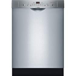 Bosch Ascenta Dishwasher - Stainless Steel