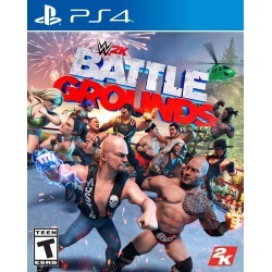 WWE 2K Battlegrounds - PS4 found on Bargain Bro from rcwilley.com for USD $22.79