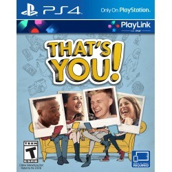 That's You! (PlayLink) - PS4 found on Bargain Bro India from rcwilley.com for $9.99