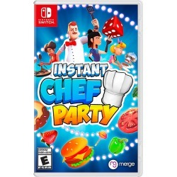 Instant Chef Party - Nintendo Switch found on Bargain Bro from rcwilley.com for USD $26.59
