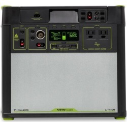Goal Zero Yeti 3000 Lithium Portable Power Station with WiFi