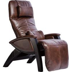 Chestnut Brown Zero Gravity Massage Chair