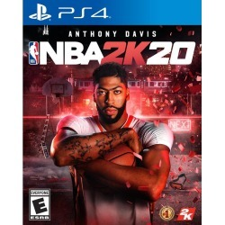 NBA 2K20 - PS4 found on Bargain Bro Philippines from rcwilley.com for $59.99