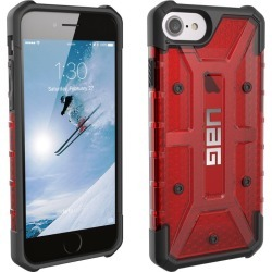 UAG Magma Red iPhone 7 / iPhone 8 Case found on Bargain Bro India from rcwilley.com for $29.99