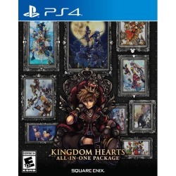 Kingdom Hearts All in One Package - PS4 found on Bargain Bro India from rcwilley.com for $49.99