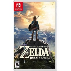 The Legend of Zelda: Breath of the Wild - Nintendo Switch found on Bargain Bro India from rcwilley.com for $59.99