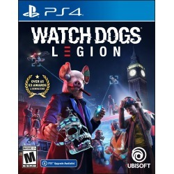 Watch Dogs: Legion - PS4 found on Bargain Bro India from rcwilley.com for $29.99