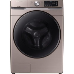 Samsung Front Load Washer - 4.5 cu. ft. Champagne