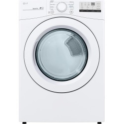 LG Ultra Large Capacity Smart Electric Dryer - 7.4 cu. ft. found on Bargain Bro Philippines from rcwilley.com for $719.99