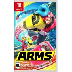 ARMS - Nintendo Switch found on Bargain Bro Philippines from rcwilley.com for $59.99