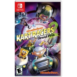 Nickelodeon Kart Racers 2: Grand Prix - Nintendo Switch found on Bargain Bro from rcwilley.com for USD $30.39
