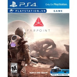 Farpoint VR - PS4 found on Bargain Bro Philippines from rcwilley.com for $19.99