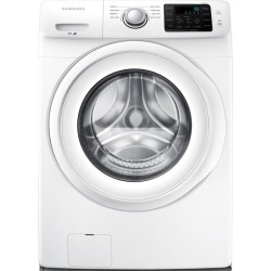 Samsung Front Load Washer - 4.2 cu. ft. White