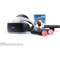 PlayStation VR Marvel's Iron Man VR Bundle - PS4 found on Bargain Bro India from rcwilley.com for $349.99