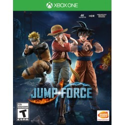 Jump Force - Xbox One found on Bargain Bro India from rcwilley.com for $29.99