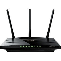 TP-Link Archer C1200 Wireless Dual Band Gigabit Router found on Bargain Bro India from rcwilley.com for $59.99