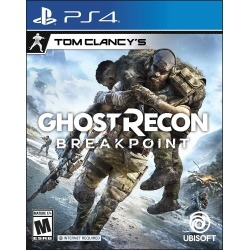 Tom Clancy's Ghost Recon Breakpoint - PS4 found on GamingScroll.com from rcwilley.com for $59.99