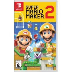 Super Mario Maker 2 - Nintendo Switch found on Bargain Bro India from rcwilley.com for $59.99