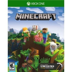 Minecraft Starter Collection - Xbox One found on Bargain Bro India from rcwilley.com for $29.99