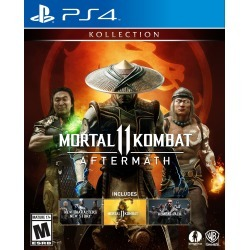 Mortal Kombat 11 Aftermath - PS4 found on Bargain Bro Philippines from rcwilley.com for $59.99