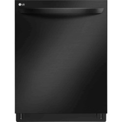 LG Dishwasher - Matte Black Stainless Steel