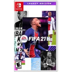 FIFA 21 Legacy Edition - Nintendo Switch found on Bargain Bro India from rcwilley.com for $49.99