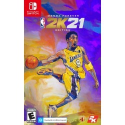 NBA 2K21: Mamba Forever Edition - Nintendo Switch found on Bargain Bro India from rcwilley.com for $99.99