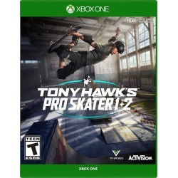 Tony Hawk's Pro Skater 1 + 2 - Xbox One found on Bargain Bro India from rcwilley.com for $39.99