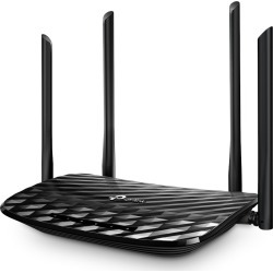 TP Link AC1200 Wireless MU-MIMO Gigabit Router found on Bargain Bro India from rcwilley.com for $49.99