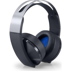 Sony Platinum Wireless PS4 Headset found on Bargain Bro India from rcwilley.com for $159.99